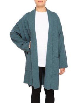 Plenty Plenty Women's Lorena Oversize Knit Cardigan