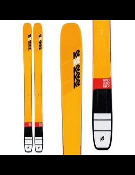 K2 K2 Men's Mindbender 108Ti Ski (2020)