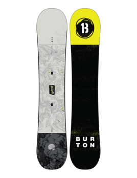 Burton Burton Men's Descendant Snowboard (2020)