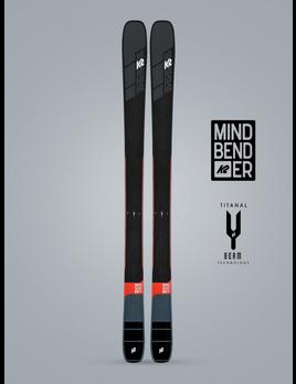 K2 K2 Men's Mindbender 99Ti Ski (2020)