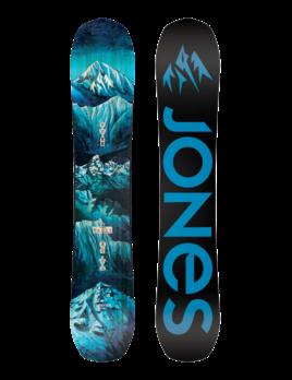 Jones Jones Men's Frontier Snowboard (2020)
