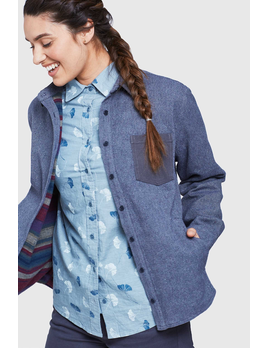 UNITED BY BLUE United By Blue W's Mountain Top Shirt Jacket