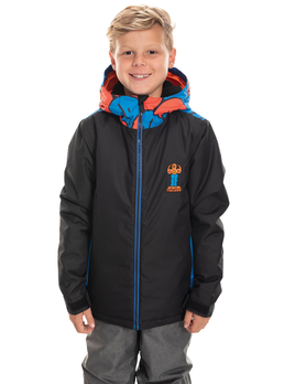 686 686 Boys Forest Insulated Jacket