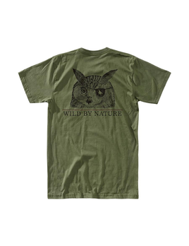 Hippy Tree HippyTree Men's Night Owl Tee