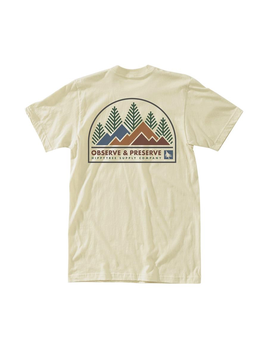 Hippy Tree HippyTree Men's Observation Tee