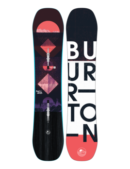 Burton Burton Girls Feelgood Smalls Snowboard (2020)