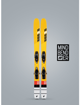 K2 K2 Youth Mindbender Junior Ski (2020)