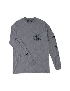 Hippy Tree HippyTree Men's Perception L/S Tee