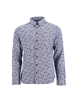 UNITED BY BLUE United By Blue M's Norde Stretch L/S Button Down
