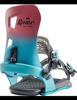 Rome Rome Women's Flare Snowboard Binding (2020)