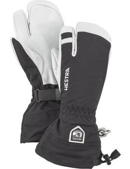 Hestra Hestra Army Leather Heli Ski 3-Finger Mitt