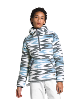 TNF The North Face W's Campshire Pullover Hoodie 2.0