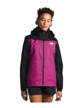 TNF The North Face W's Resolve Plus Pattern Jacket