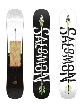 Salomon Salomon Men's Assassin Snowboard (2020)