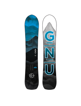 GNU GNU Men's Antigravity Snowboard (2020)