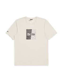 Brixton Brixton M's Crowd Art Short Sleeve Tee