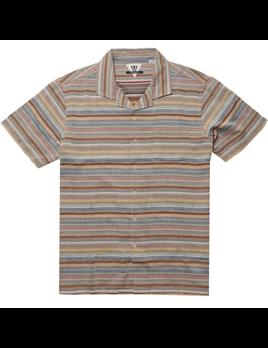 VISSLA Vissla Men's Baja Del Sur SS Shirt