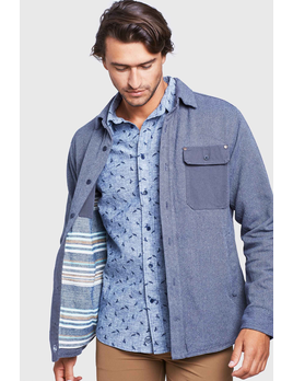 UNITED BY BLUE United By Blue Men's Clove Shirt Jacket