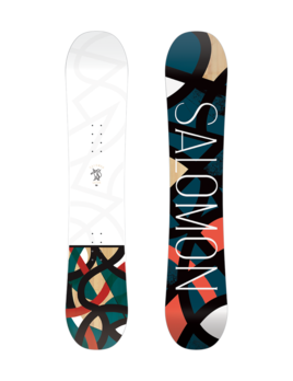 Salomon Salomon Women's Lotus Snowboard (2020)