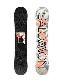 Salomon Salomon Women's Wonder Snowboard (2020)