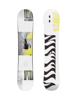 Salomon Salomon Youth The Villain Grom Snowboard (2020)
