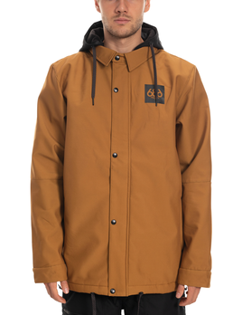 686 686 Men's Waterproof Coaches Jacket