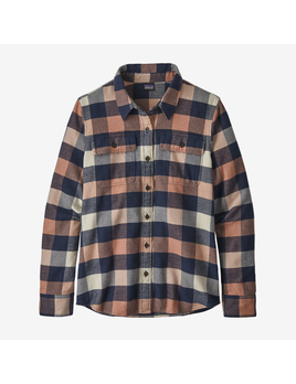 Patagonia Patagonia Women's Long-Sleeved Fjord Flannel Shirt
