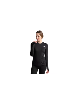 TNF The North Face Women's Warm Poly Crew