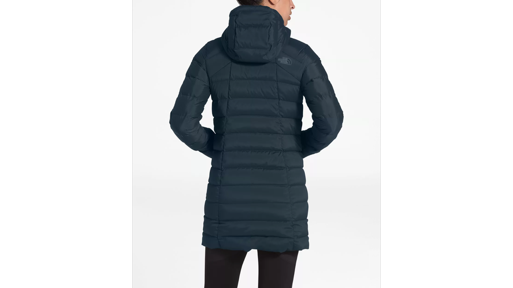 TNF The North Face Women's Stretch Down Parka