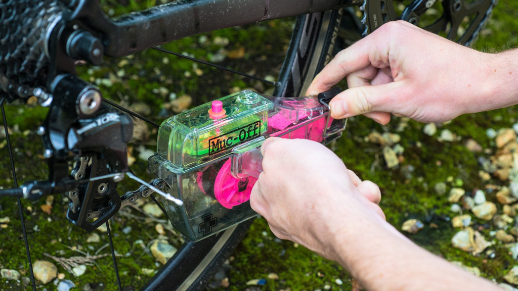 Muc-Off Muc-Off X3 Chain Cleaning Kit