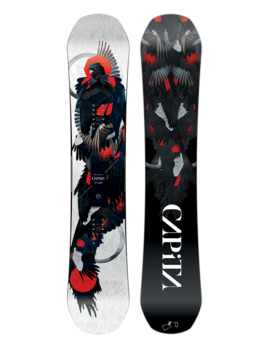 CAPiTA Capita Women's Birds of a Feather Snowboard (2019)