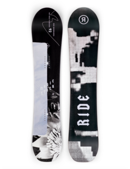 RIDE Ride Women's Magic Stick Snowboard (2020)