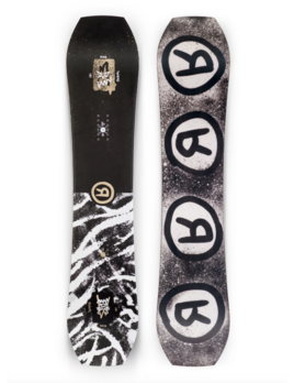 RIDE Ride Men's TWINPIG Snowboard (2020)
