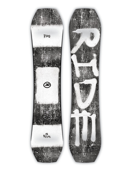 RIDE Ride Men's TWINPIG Snowboard (2019)