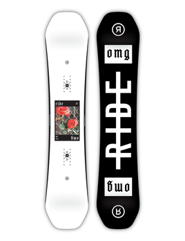 RIDE Ride Women's OMG Snowboard (2019)