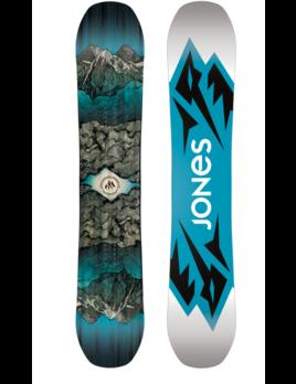 Jones Jones Men's Mountain Twin Snowboard (2019)