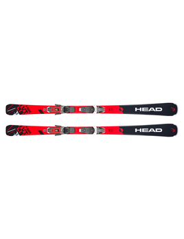 Head Head Men's V-Shape V6 Ski + PR 11 GW Binding (2019)