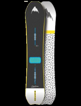 Burton Burton Men's Deep Thinker Snowboard (2019)