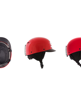 Sandbox Sandbox Kids Classic 2.0 Ace Snow Helmet