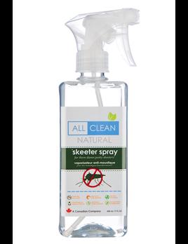 ALL CLEAN All Clean Natural Skeeter Spray (500mL)