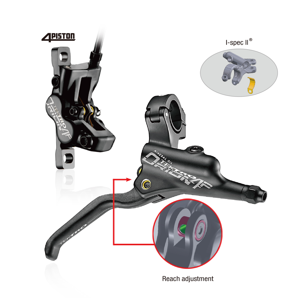 TEKTRO Tektro HD-M745 Hydraulic Disc Brake