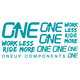 OneUp OneUp Decal Kit