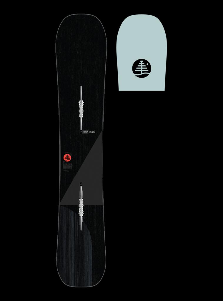 Burton Burton Men's Family Tree Leader Board Snowboard (2020)
