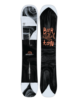 Burton Burton Men's Flight Attendant Snowboard (2020)