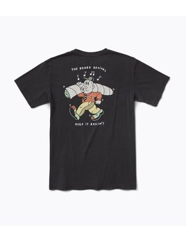ROARK ROARK MEN'S KEEP IT ROLLIN BY MITCHELL TUMANI TEE