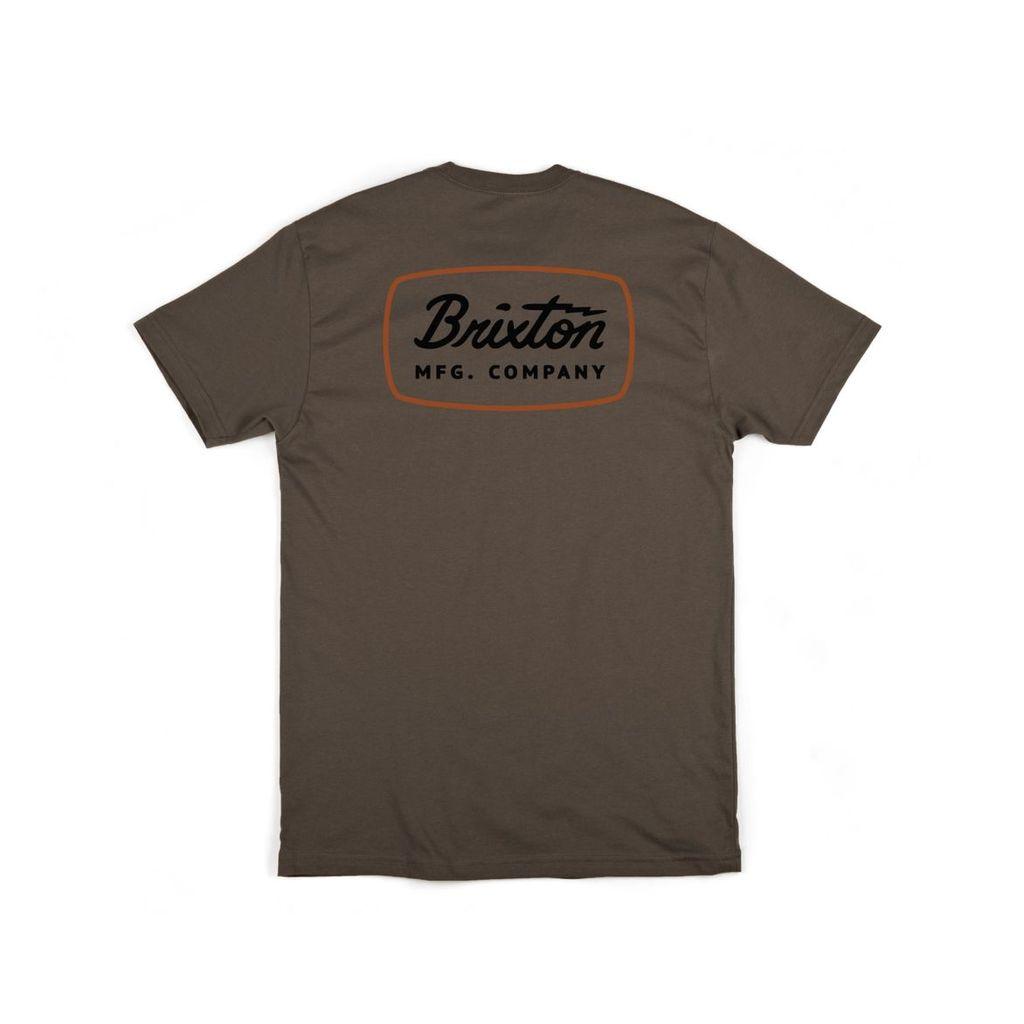 BRIXTON BRIXTON JOLT S/S PREMIUM TEE