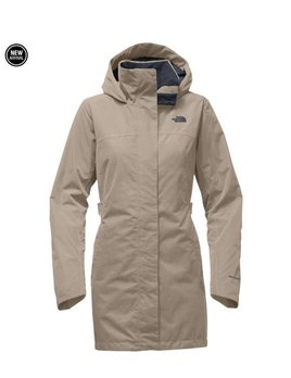 TNF W'S THE NORTH FACE LANEY TRENCH II JACKET