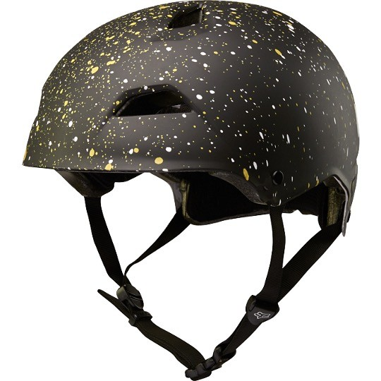 FOX FOX FLIGHT SPLATTER HELMET