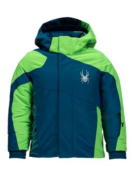 SPYDER BOY'S SPYDER MINI GUARD JACKET