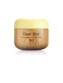 SUNBUM SunBum SPF 50 Clear Zinc - 1oz